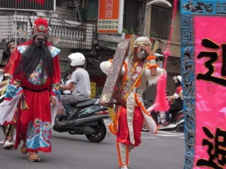 台湾の神様大行進3
