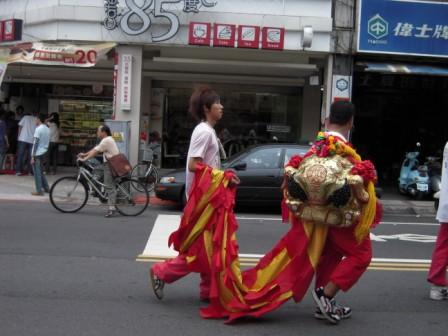 台湾の神様大行進4