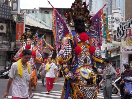 台湾の神様大行進8
