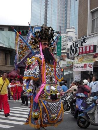 台湾の神様大行進11