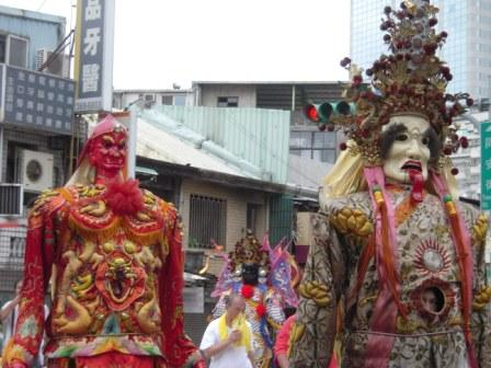台湾の神様大行進7