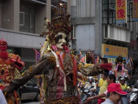 台湾の神様大行進17