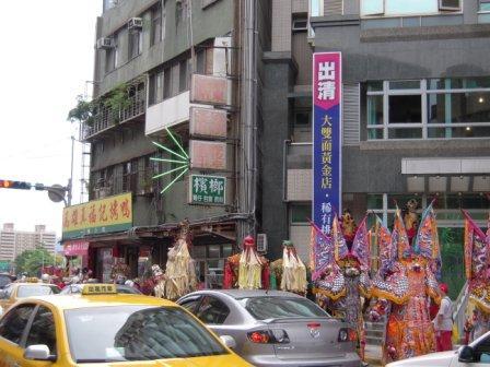 台湾の神様大行進24