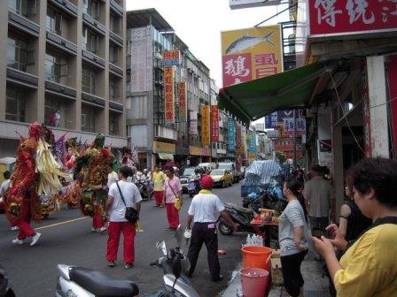 台湾の神様大行進19
