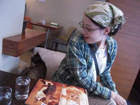 ネコ カフェ 8