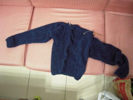 編み物11