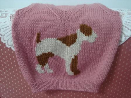 編み物24