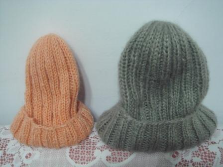 編み物30