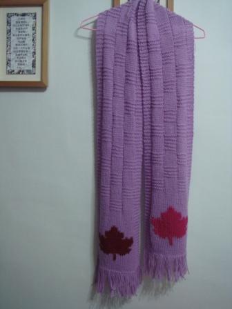 編み物26