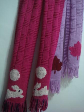 編み物27