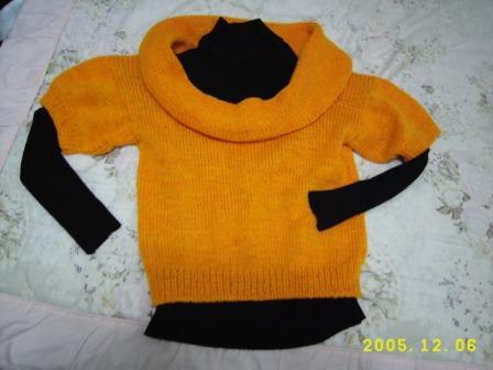 編み物36