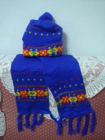 編み物35
