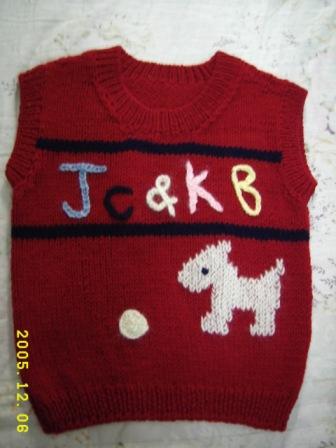 編み物39