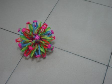魔術伸縮球1