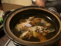 スッポン鍋1