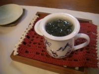 今日のお茶2