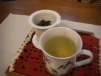 今日のお茶3