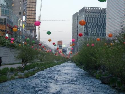 *清渓川~*