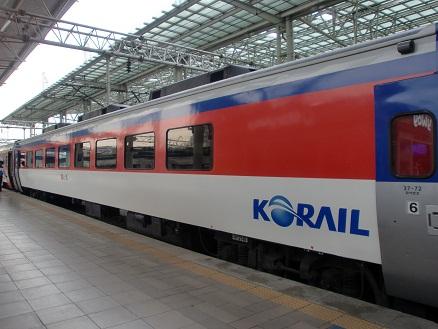 *韓国の国鉄*