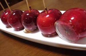 リンゴ飴2