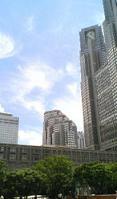 オフィス街。