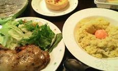 12月25日:夕食vv