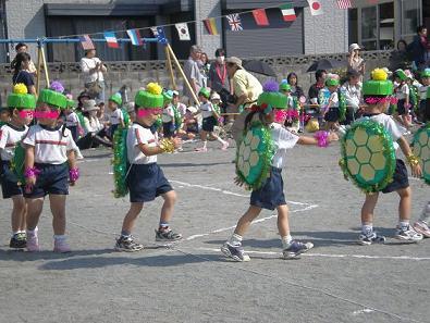 運動会2008・3a