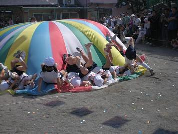 運動会2008・5
