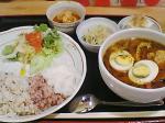 吉柳、スープカレーランチ