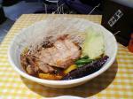 「豚チキ」豚ロースの炙り焼きカレー
