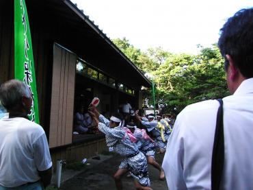 楠川盆踊り