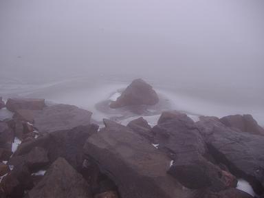 霧の中・・
