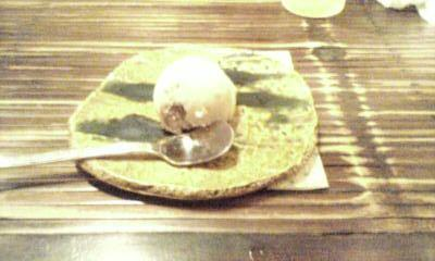 チョコチップアイス