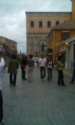 イタリア村の風景2