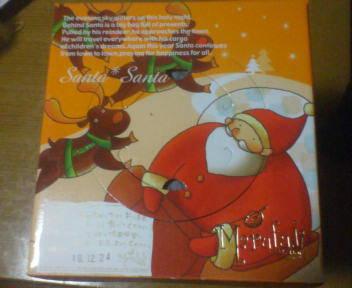 Christmas Cakeの箱