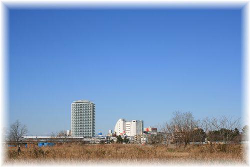 2009.1.3 多摩川
