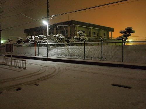 2012.1.4 沼田の大雪 その1