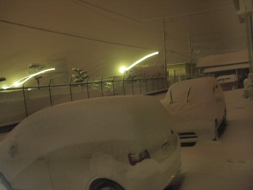 2012.1.4 沼田の大雪 その2