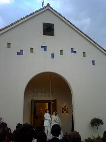結婚式②チャペル
