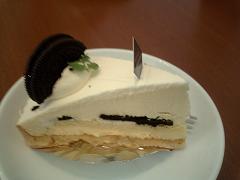 ププレ④チーズケーキ