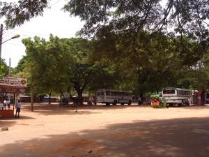 Dambulla parking