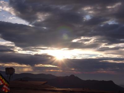 Sri pada sunrise