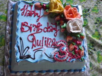 Baby2 cake