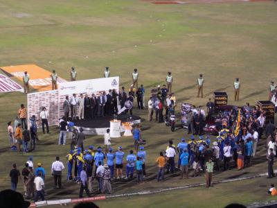 cricket ceremony