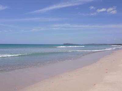 Trinco beach