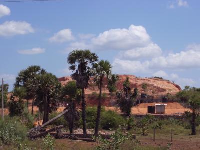 Trinco road