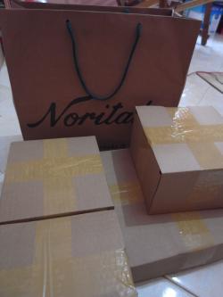 Noritake boxes