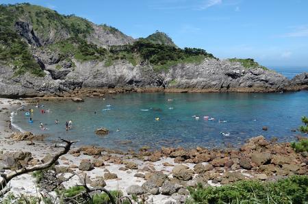 中の浦海岸