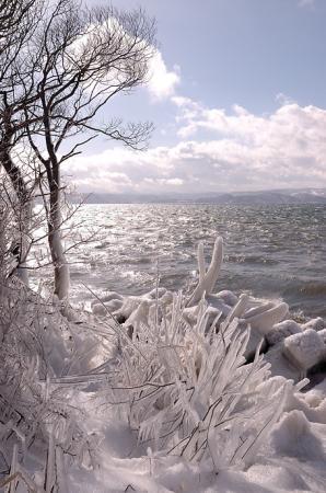 しぶき氷1