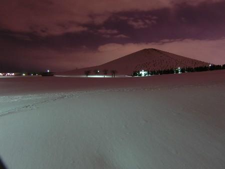 札幌市東区唯一の山